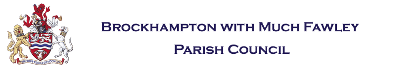 Brockhampton with Much Fawley Parish Council